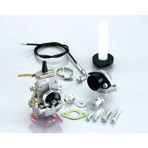 KITACO Big Carburetor Kit Mikuni Flat Φ 24