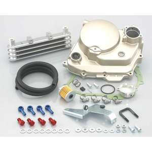 KITACO Super Oil Cooler Full Kit