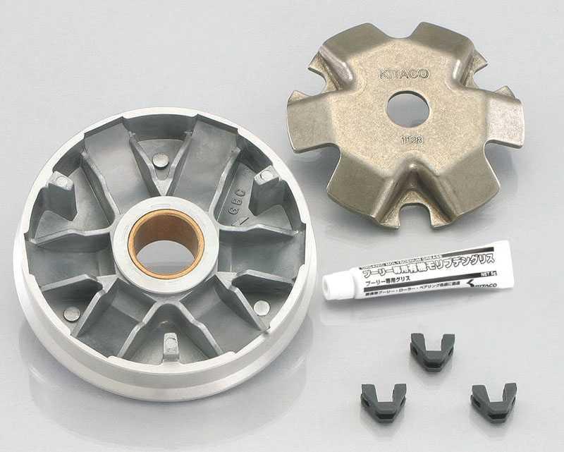 KITACO : High Speed Pulley Kit Type 3 [490-1128400]