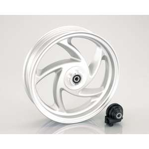 KITACO 10-inches 5-Spoke Aluminum Casting Wheel