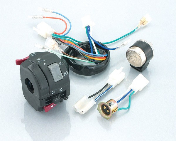 Headlight ON/OFF Switch Kit