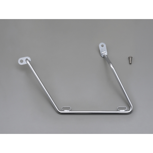 DAYTONA Saddlebag Support Chrome for Left Side