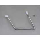 DAYTONA Bisaccia supporto Chrome per Left Side