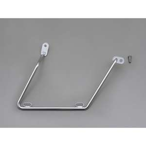 DAYTONA Saddlebag Support Chrome for Right Side