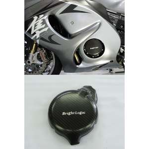 BrightLogic Carbon Engine Guard