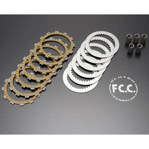 ADVANTAGE FCC Traction Control Clutch Kit