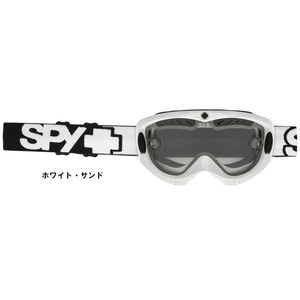 SPY Goggles ALLOY