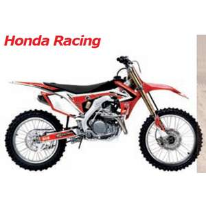 ONE Industries 14 Design [Decal] HONDA WORLD TEAM Graphic Kit