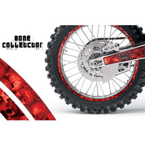 AMR Rim Decal (Bone Collector)