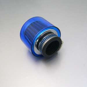 ALBA for Power Filter Φ35 Motorized Bicycle Color: Clear Blue