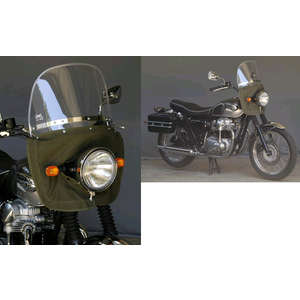 Asahi windshield No99 Mini parabrezza per W650
