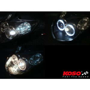 KOSO KOSO DUAL HALO Projector Light Assembly