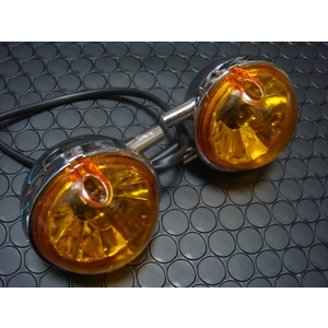 KN Planning 4-cycle VINO [SA26J] Rear Blinker (Pair (for Left and Right)