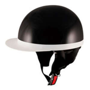 SPEED PIT [Items Eligible For Outletsale] CX - 40 B HARFCAP Half Helmet [Specials]