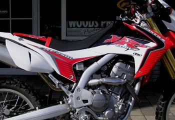 XR'S ONLY : AL BAKERS XRS ONLY TANK GRAPHICS [XR06-025LG]