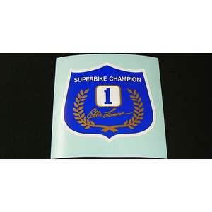 PMC(Performance Motorcycle Creative) Z1000R Champion Sticker