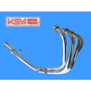 AUTOPARTS KSY 4-2-1 Pipe 8 Split Type Full Exhaust System