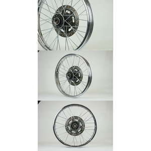 GOODS 21-inches Kit Steel Spoke Front