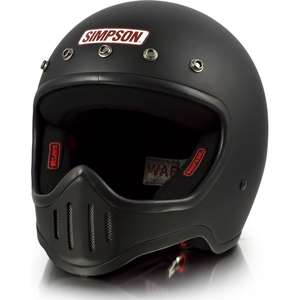 NORIX SIMPSON MODEL50 Helmet