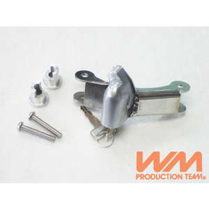 WM Bolt-on Handlebar Lock Kit