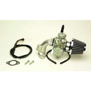 CLIPPING POINT Big Carburetor 1818Φ & Cleaner Kit (for Normal Head)