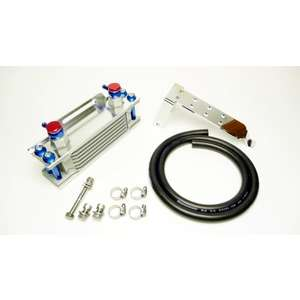 CLIPPING POINT Oil Cooler 3pc. Set