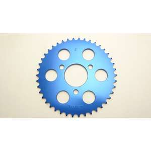 CLIPPING POINT [Closeout Item] Duralumin Rear Sprocket [Special Price Item]