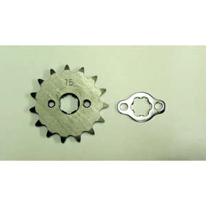 CLIPPING POINT Drive Sprocket 15T