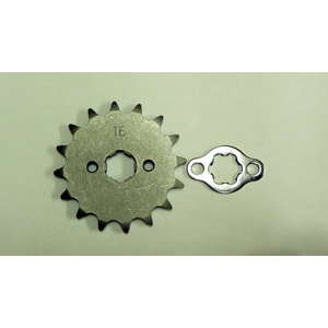CLIPPING POINT Drive Sprocket 16T