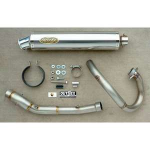 OUTEX OUTEX.R-(T-T) Full Exhaust System