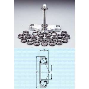 Since the Ball bearing of the NORMAL was cracked a...