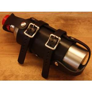 GARAGE T&F Fuel Bottle Holder and Portable Fuel Can Set