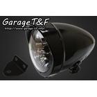 GARAGE T&F 4.5-Inches ROCKET Light & Bracket Kit Type C