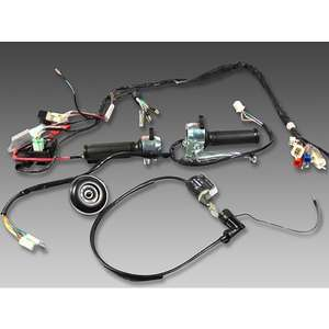 MINIMOTO MONKEY/GORILLA 12V Harness Electrical Set