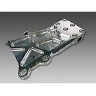 MINIMOTO MONKEY Engine Reinforced Plate Aluminum Billet
