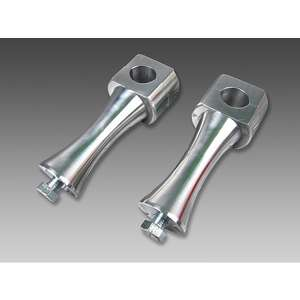 MINIMOTO MONKEY Polish Aluminum Handle Bracket 100mm