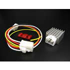 MINIMOTO Regulator from 6V MONKEY Silicon Rectifier