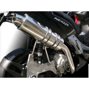 R-style NEXUS250ie REAL PYTHON Exhaust