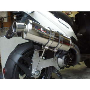 R-style GIRELA RUNNER ST200 REAL PYTHON Exhaust