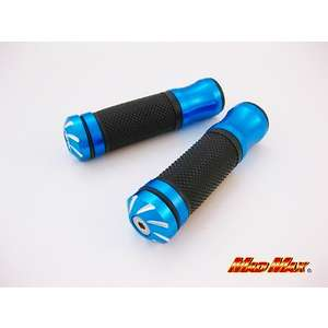 MADMAX Handlebar Grip Set with Flat Type Bar End