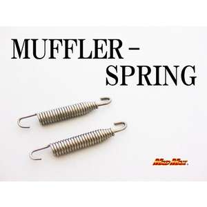 MADMAX Exhaust System Spring