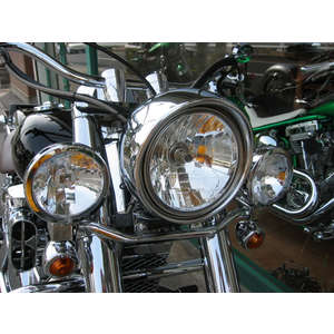 KENTEC Fog Light Kit (with Blinker)