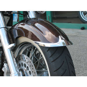 KENTEC Chromium Fender Chip