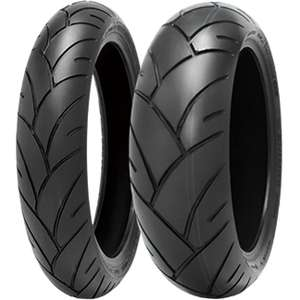 SHINKO R005 ADVANCE [180/55ZR17 M/C 73W TL] Tire