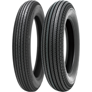 SHINKO E 270 【 Four. 00 - 18 64 H TT Tire