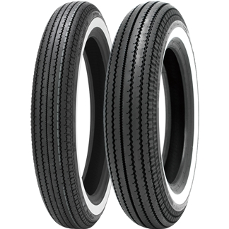 SHINKO E 270 【 Four. 00 - 18 64 H ( WW ) TT Tire