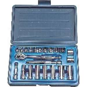 SIGNET 3 / 22pcs 8DR Socket Wrench Set MM.
