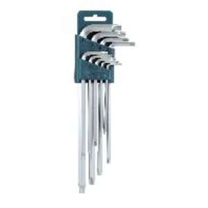 SIGNET Panjang 9pcs Hexalobe Wrench Set.