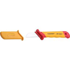 SIGNET Insulated Cable Knife 180MM
