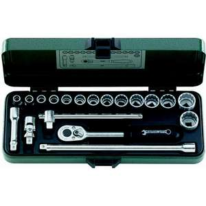 STAHLWILLE (3/8SQ) Socket Wrench Set